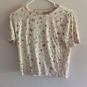 Divided T Shirt bugs